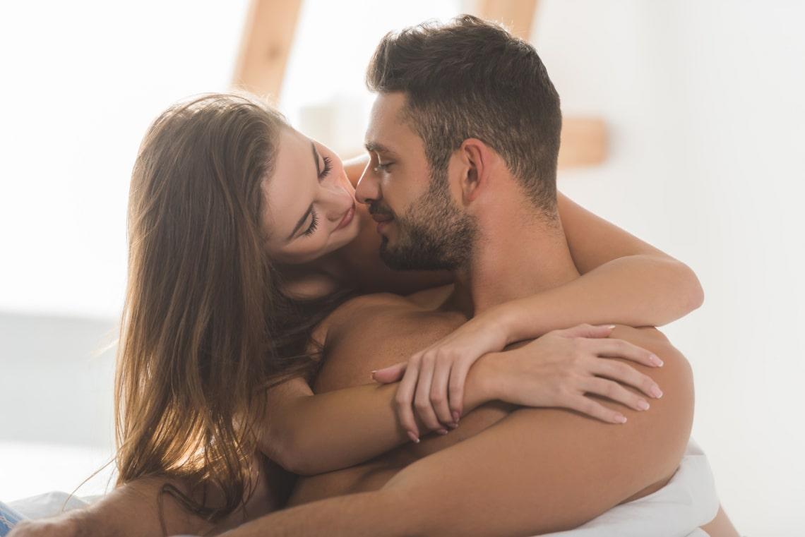 csókolózás után erekció