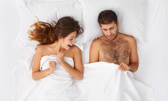 maszturbáláskor nincs merevedés