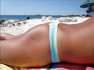 Gruppen-szex a tengerparton