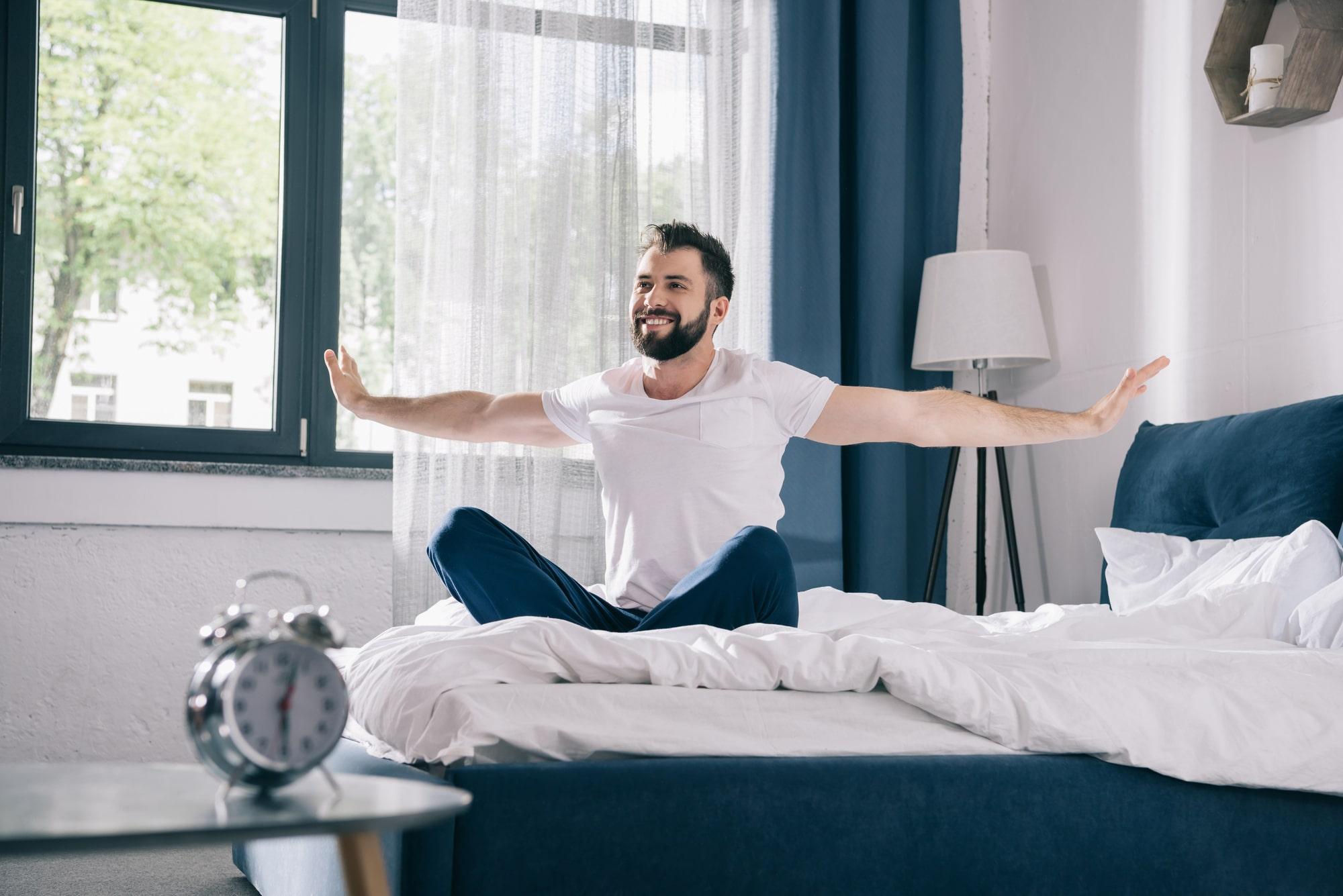 hogyan lehet fokozni a reggeli erekciót