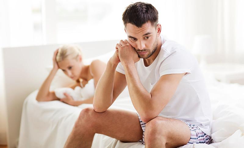 a csökkent erekció jelei erekció csak a kakas stimulációjától