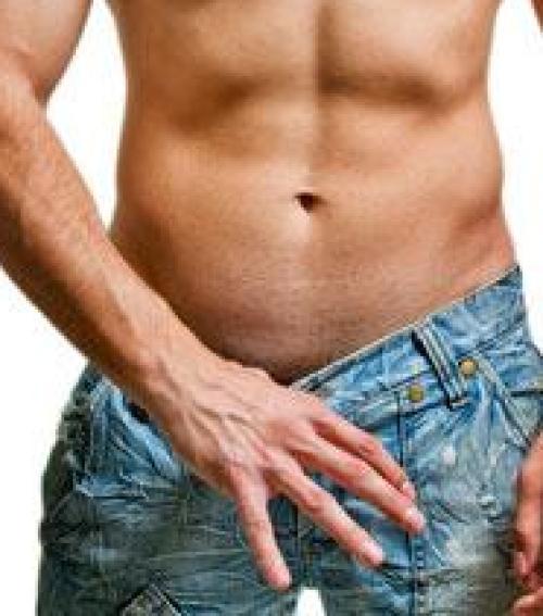 a férfi nemi szerv és annak felállítása