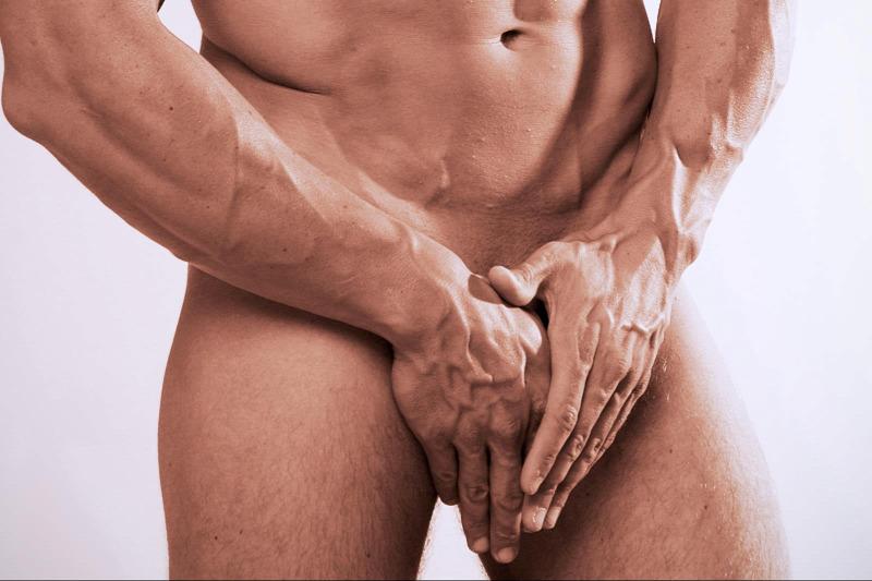 szexi férfiak péniszekkel amikor a reggeli erekció eltűnik