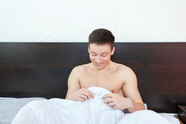 25 évesen nincs reggeli erekció