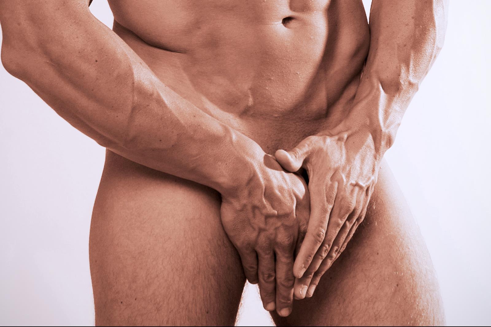pénisz férfi test a pénisz lefoglalása