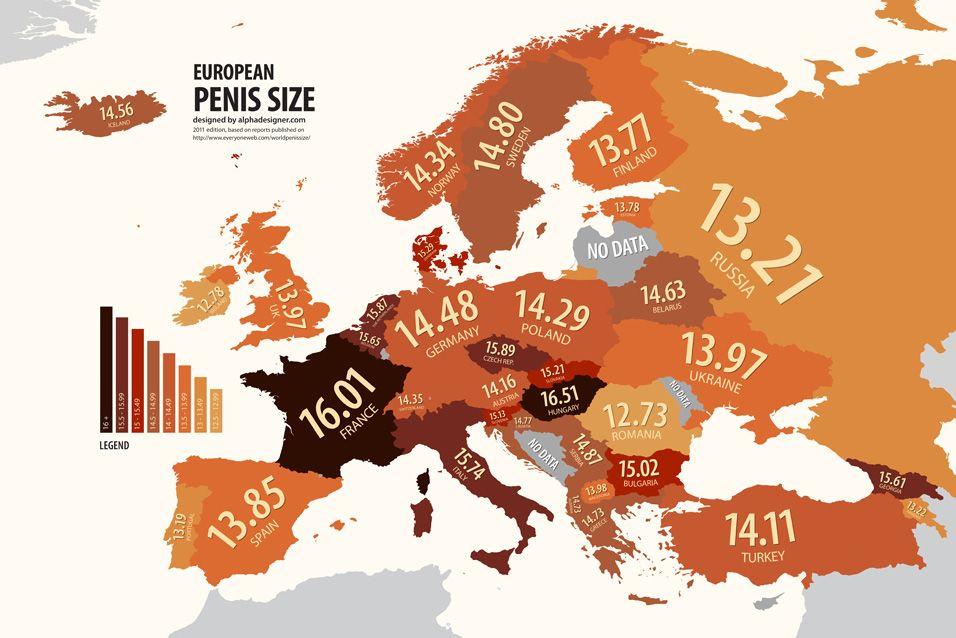 átlagos péniszméret európaiak merevedés std